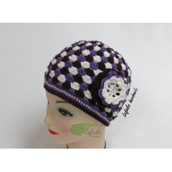 Spring cap with big knop